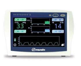Nonin RespSense II Vital Signs Capnography Monitor with Sampling Starter Kit