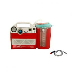 Boscarol OB1000 Aspirator with 1 Litre Serres Disposable Liner