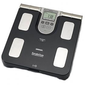 Omron BF508 Body Composition Bathroom Scale
