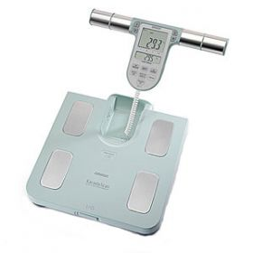 Omron BF511 Family Body Composition Monitor - Turquoise