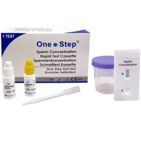 ONE STEP MALE FERTILITY TEST [Pack of 1]