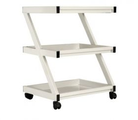 Plinth 2000 OTIS4 - 3 Shelf Instrument Trolley