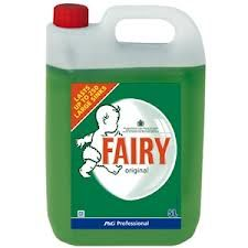 Fairy Original Washing Up Liquid 5 Litres