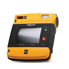 Physio Control LIFEPAK 1000 Semi Automatic Defibrillator with ECG & Manual Override