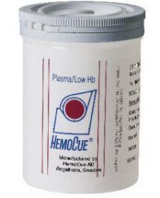 HemoCue Plasma/Low Hb Microcuvettes [Pack of 4]