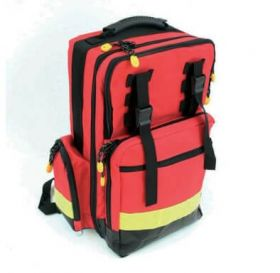 Proact Paramedic Backpack, PROMed II, 600D Poly Fabric, Red