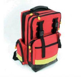 Proact Paramedic Backpack, PROMed II, Wipe-down PVC Fabric, Red