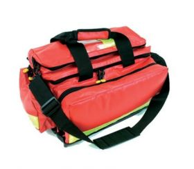 Proact Paramedic Holdall, Advance II, 600D Poly Fabric, Red