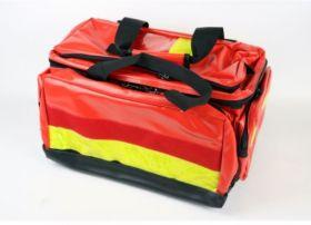 Proact Paramedic Holdall, Advance II, Wipe-down PVC Fabric, Red