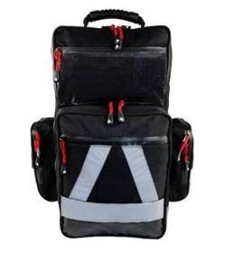 Proact WaterStop Paramedic Backpack, PRO, 600D Poly Fabric, Black