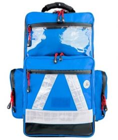 Proact WaterStop Paramedic Backpack, PRO, 600D Poly Fabric, Blue