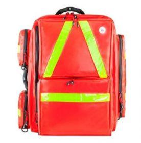 Proact WaterStop Paramedic Backpack, PROFI, Wipe-down PVC Fabric, Red