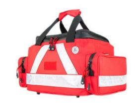 Proact WaterStop Paramedic Bag, MULTI, 600D Poly Fabric, Red