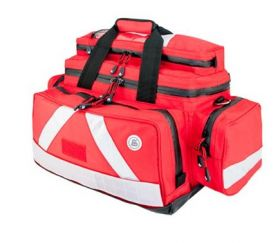Proact WaterStop Paramedic Bag, ULTRA, 600D Poly Fabric, Red