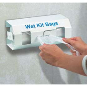 Wet Kit Bags & Dispenser