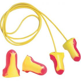 Laser Lite Ear Plugs, Corded (Pack of 100 Pairs)