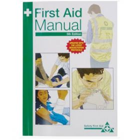 Workplace First Aid Manual Pack of 10