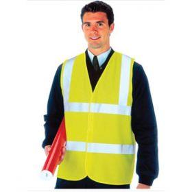 Hi-Visibility Waistcoat Small / Medium