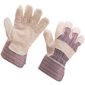Chrome Rigger Gloves, Pair