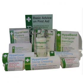 PCV First Aid Refill