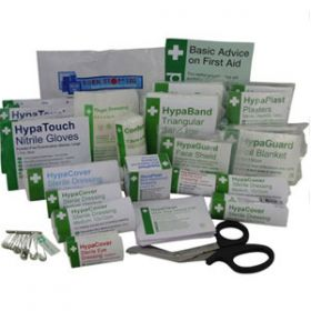 British Standard Compliant Catering First Aid Refill, Large