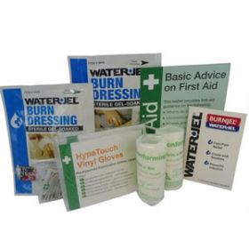 Water-Jel Burns Kit Refill, Small