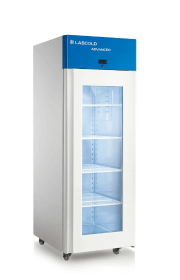 LABCOLD ADVANCED REFRIGERATOR, 650 litres, glass door