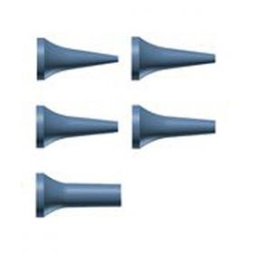 Riester 10802-539 Disposable Ear Specula for Ri-Scope L3 Otoscope Pack of 500 - 09mm Blue