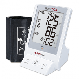 Rossmax PARR Professional Clinic Blood Pressure Monitor [Pack of 1]