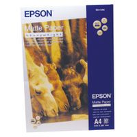 EPSON PHOTO PPR A4 167G HWEIGHT PK50