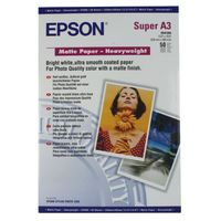 EPSON A3+ HWT MATTE PPR
