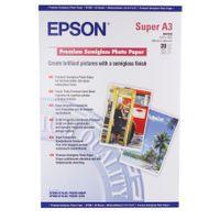 EPSON PHOTO PPR A3 PREM SEMGLS PK20