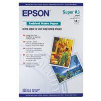 EPSON PHOTO PPR A3 ARCHIV MATTE PK50