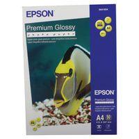 EPSON PREM GLOSSY PHOTO A4 PAPER P50
