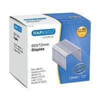 RAPESCO STAPLES NO.66/11 923/12 12MM