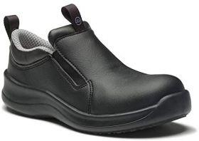 SafetyLite Slip-On Shoe 04165 Black Color