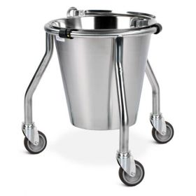 Bristol Maid Stand - Bucket - Stainless Steel - Single