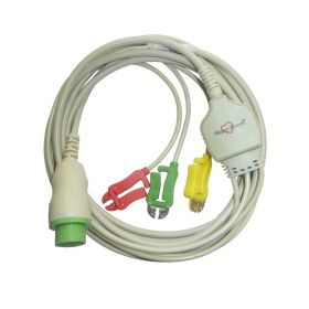 Schiller 3 Lead Patient Cable Paediatric [Pack of 1]