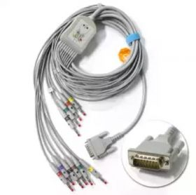 Schiller ECG 12 Lead Adult Cable [Pack of 1]