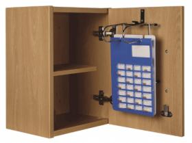 Self Administration Cabinet - 1 Rack 1 Shelf