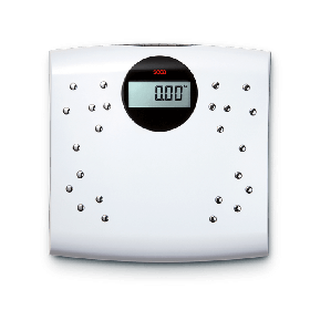 SECA 804 Sensa Digital Personal Scale With Body Fat and Body Water Analysis [Pack of 1]