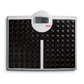 SECA 813 Robusta Digital Personal Flat Scale with High Capacity [Pack of 1]