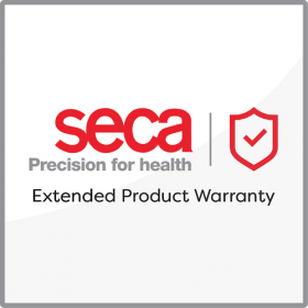SECA CardioPad-2-EX-W Extended 2 year Comprehensive Warranty for SECA Cardiopad-2 [Pack of 1]