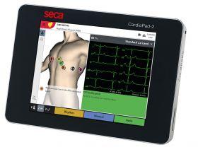 SECA CardioPad-2 - Lightweight & Portable Tablet Style ECG Machine [Pack of 1]