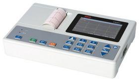 SECA CT8000I-2 - 12 Lead, 3 Channel Interpretive ECG Machine [Pack of 1]