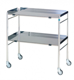 Sidhil Hastings Surgical Trolley 765mm x 460mm
