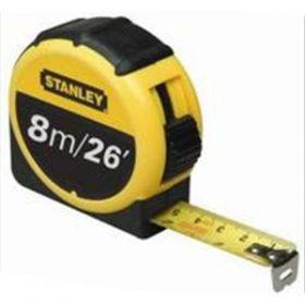 Stanley Tape Measure 8 Metre