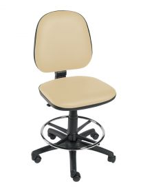 Sunflower Gas-lift Chair with Foot Ring