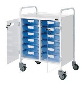 Sunflower Two Locking Doors (for all VISTA 60 Trolleys)[1]