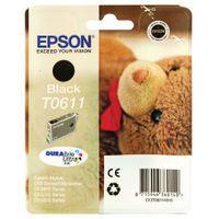 EPSON T0611 BLACK INKJET CARTRIDGE
